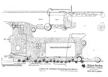 Landscape Architectual Drawings - Cranford, NJ